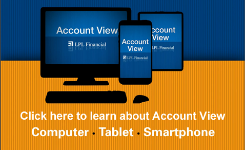 Account View - Access your account from your computer, tablet or smartphone.